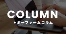 COLUMN トミーファームコラム